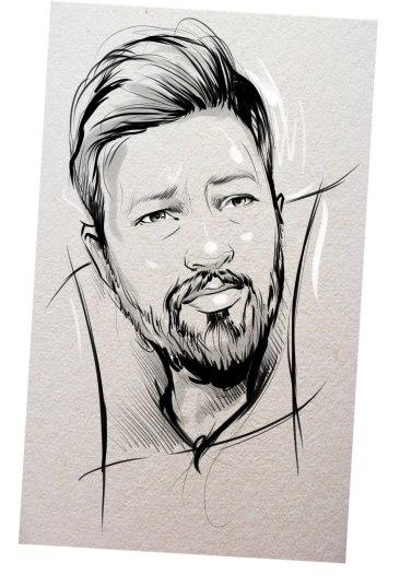 Заказать портрет карандашом в Пензе…