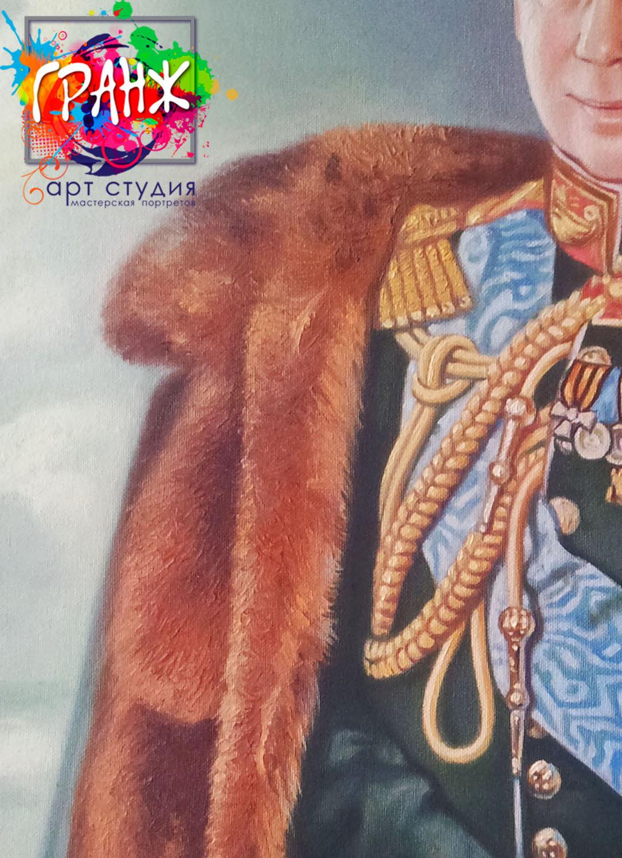 Заказать портрет маслом по фотографии в Пензе